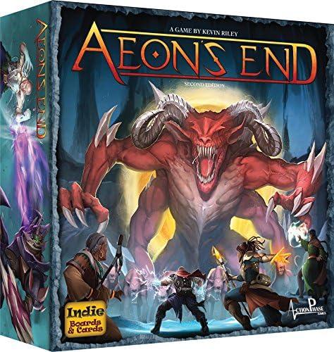 Indie Boards & Cards Aeons End 2nd Edition pizarrón blanco , color/modelo surtido: Amazon.es: Juguetes y juegos