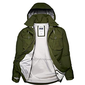 Helly Hansen Elements Field Jacket - Chaqueta Impermeable ...