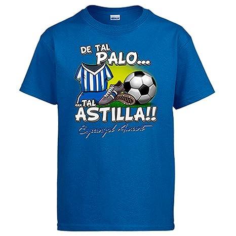 Diver Camisetas Camiseta De Tal Palo Tal Astilla Espanyol fútbol ...