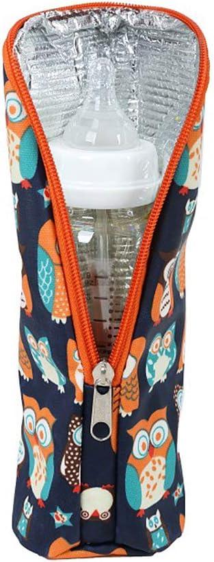 Multifuncional KEKEDA Bolsa Aislante para Botella de beb/é Impermeable Bolsa de Lavado para Colgar Leche Materna