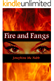 Fire and Fangs (Blood and Flames Book 1)