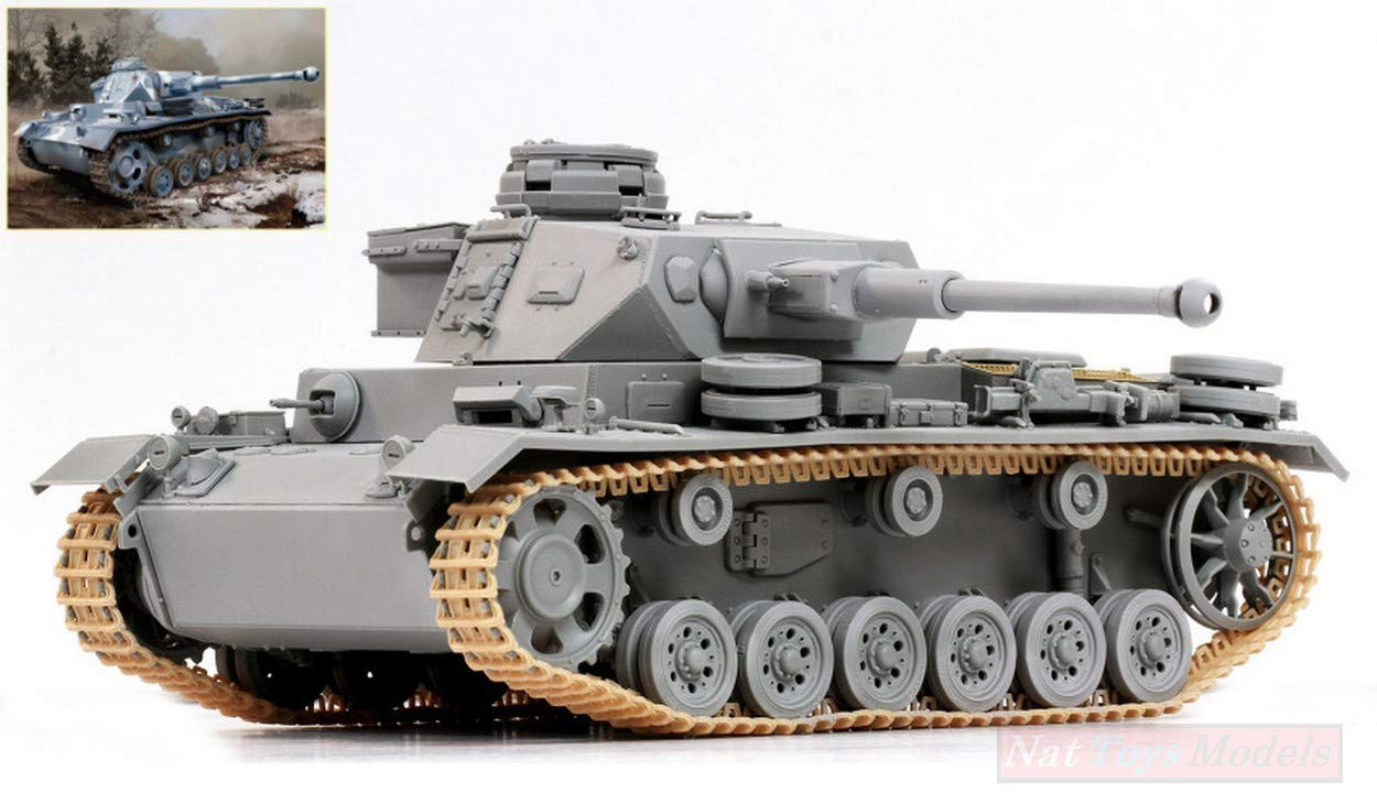 NEW Dragon D6903 PZ.KPFW.III AUSF.K KIT 1:35 MODELLINO Model