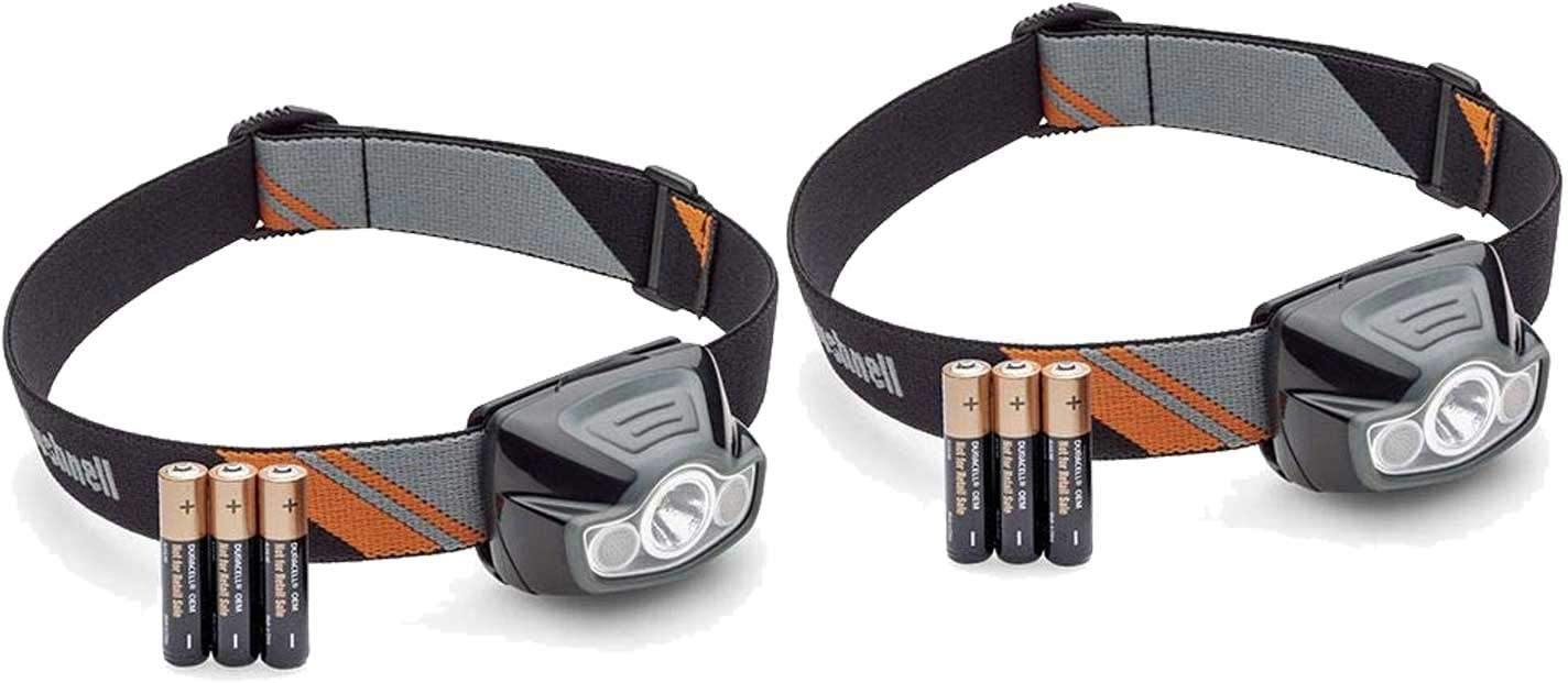 Bushnell 2-Pack 300 Lumen Headlamp