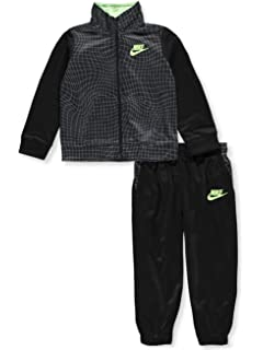 f1e92d2e9 Amazon.com: NIKE Baby 2 Pieces Pants Top Hoodie Set Set Oufit: Clothing