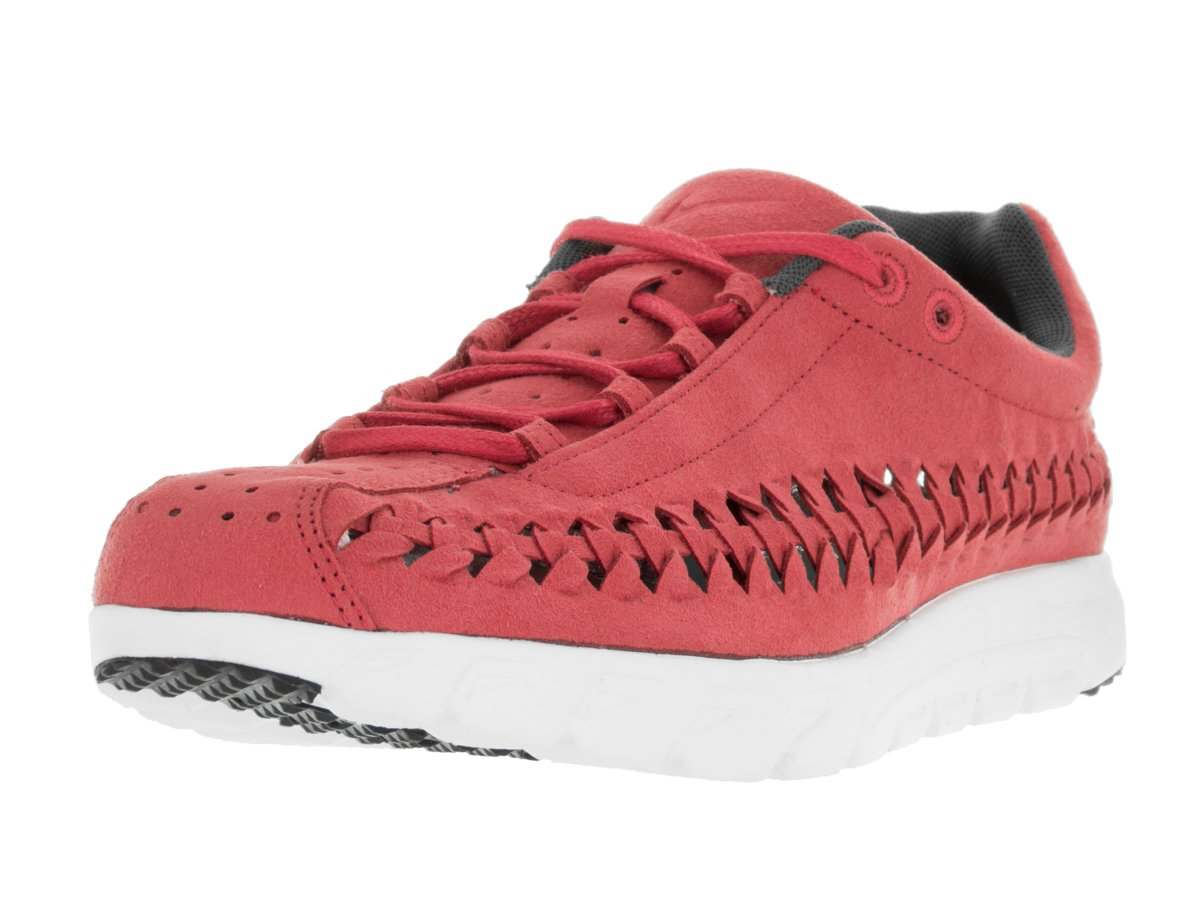 Nike Herren Mayfly Woven Turnschuhe  42.5 EU|Rojo (Terra Red / Drk Bs Grey-smmt Wht)