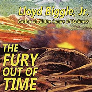 The Fury Out of Time Audiobook