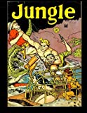 img - for Jungle #30 (B&W): Golden Age Jungle Comic 1952 Australian and New Zealand Comics book / textbook / text book