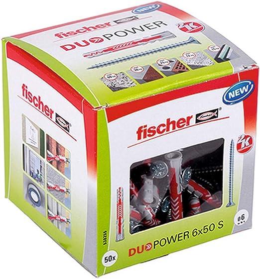 Fischer Dübel S 14 H Allzweckdübel Universaldübel 50 Stk