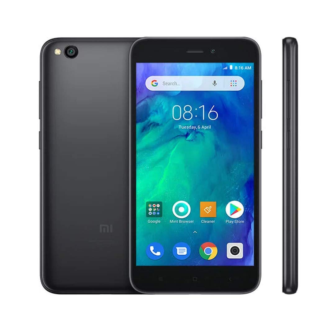 Clearance on Sales  Xiaomi Redmi Go 1GB RAM 8G ROM Cell Phone 425 Quad Core 1280x720 Resolution by Clothful