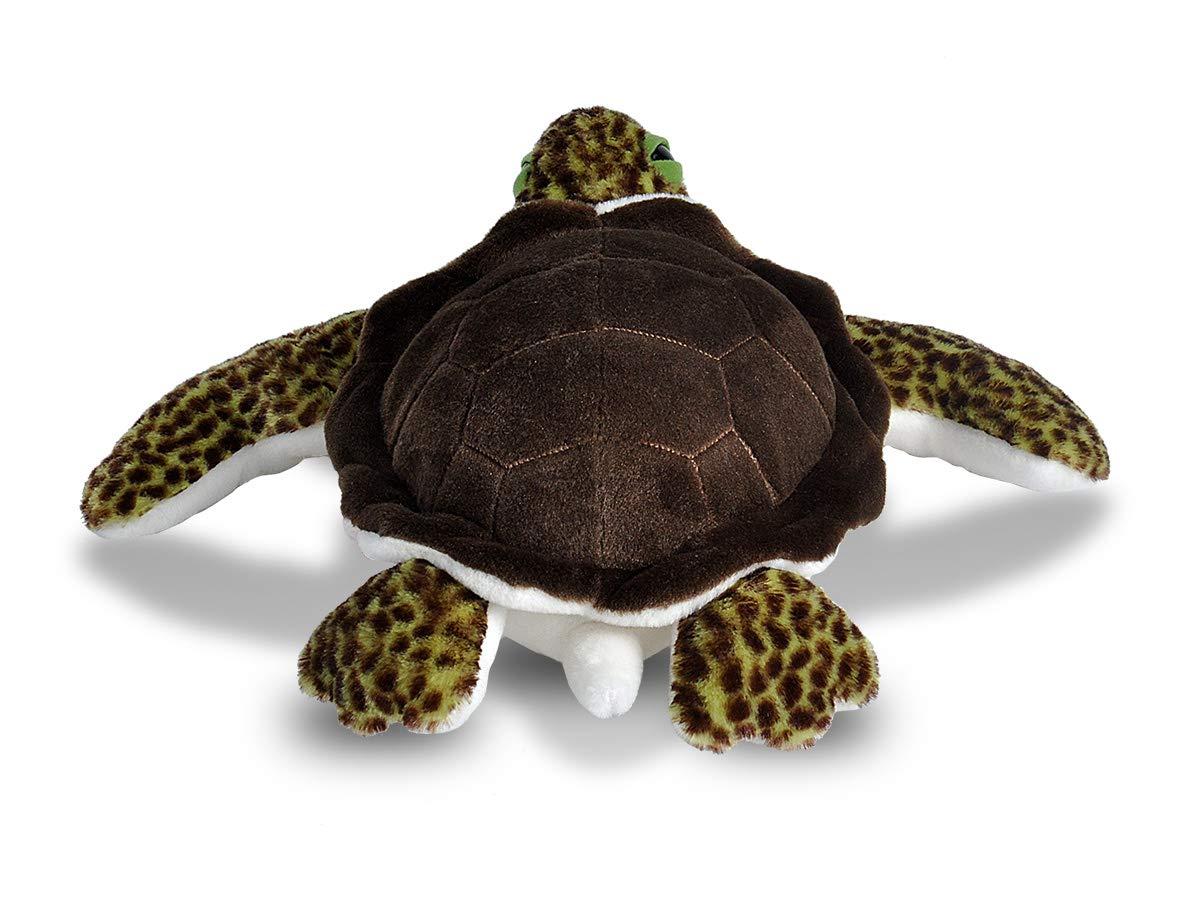 Wild Republic Peluche Tortuga Cuddlekins 30cm