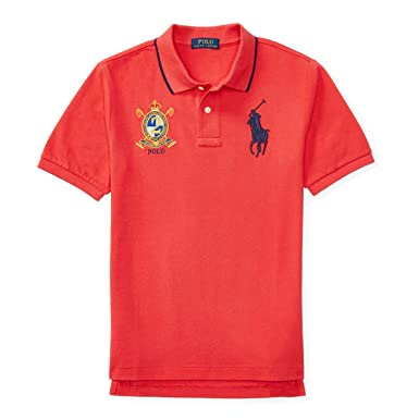 880582a021233 [ポロ ラルフローレン キッズ] POLO RALPH LAUREN CHILDREN 正規品 子供服 ボーイズ ポロシャツ