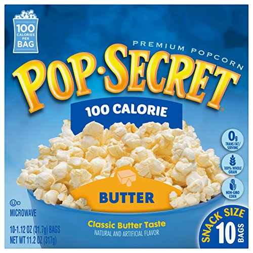 100 calories popcorn - 2