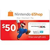 Nintendo eShop Card $20 - ニンテンドー イーショップ カード 20ドル (Nintendo 3DS Wii U 海外輸入北米版)