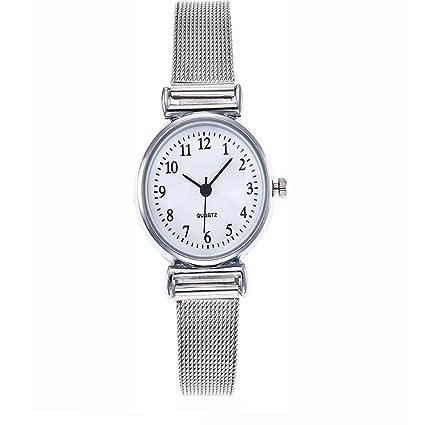Amazon.com: Swyss Relojes para mujer, joyería casual ...