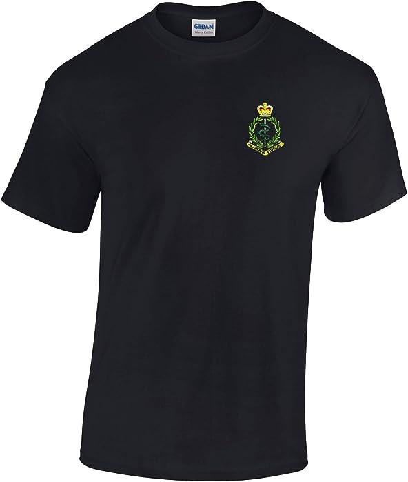 Royal Army Medical Corps Medics embroidered logo t-shirt