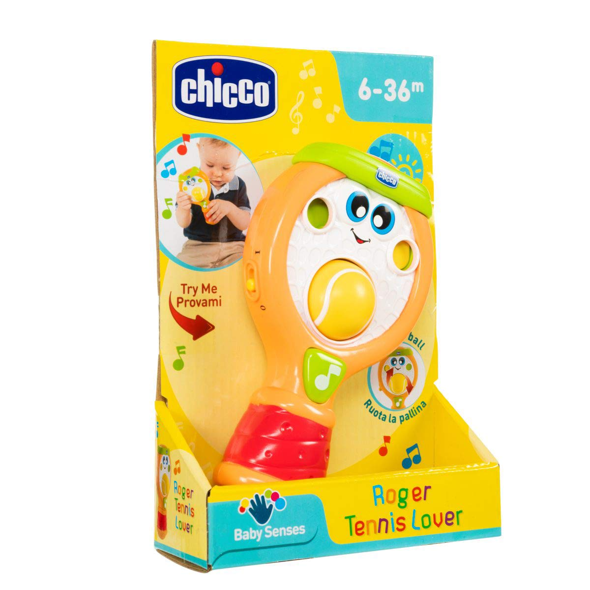 Chicco 00009705000000 Roger Passion Tennis