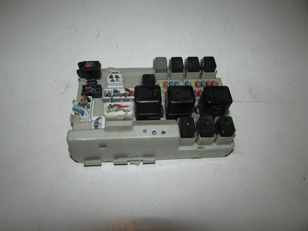 Amazon.com: 04-04 Nissan Murano 3.5L V6 Under hood Relay Fuse Box Block  Warranty #1965: Automotive
