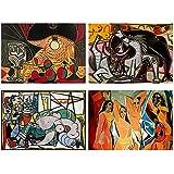 Set 4 Tovagliette Picasso