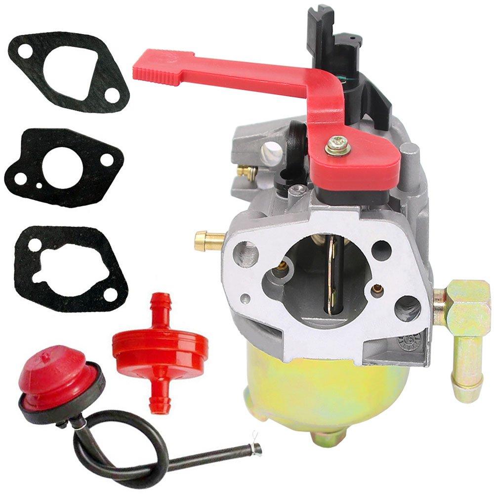 Troy Bilt Carburetor for MTD Cub Cadet Snow blower 951-10956 951-10956A 751-10956 751-10956A 751-14018 951-14018 751-12612 951-12612 Huayi 161SA 161S (951-10956A)