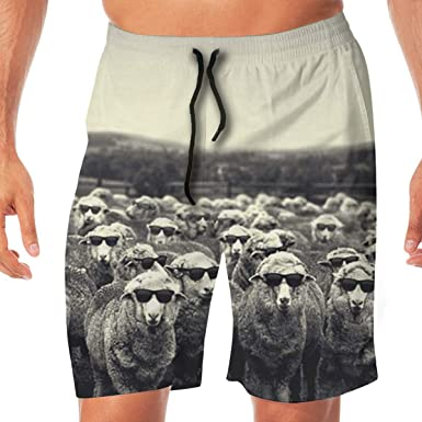 WangSiwe Kodak Black 3D Printed Beach Trunks Board Shorts Casual Summer Swimwear Pants