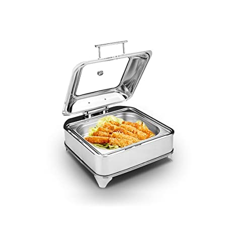 Kitchenware Hotel Buffet Box Holding Furnace Buffer Cubierta ...