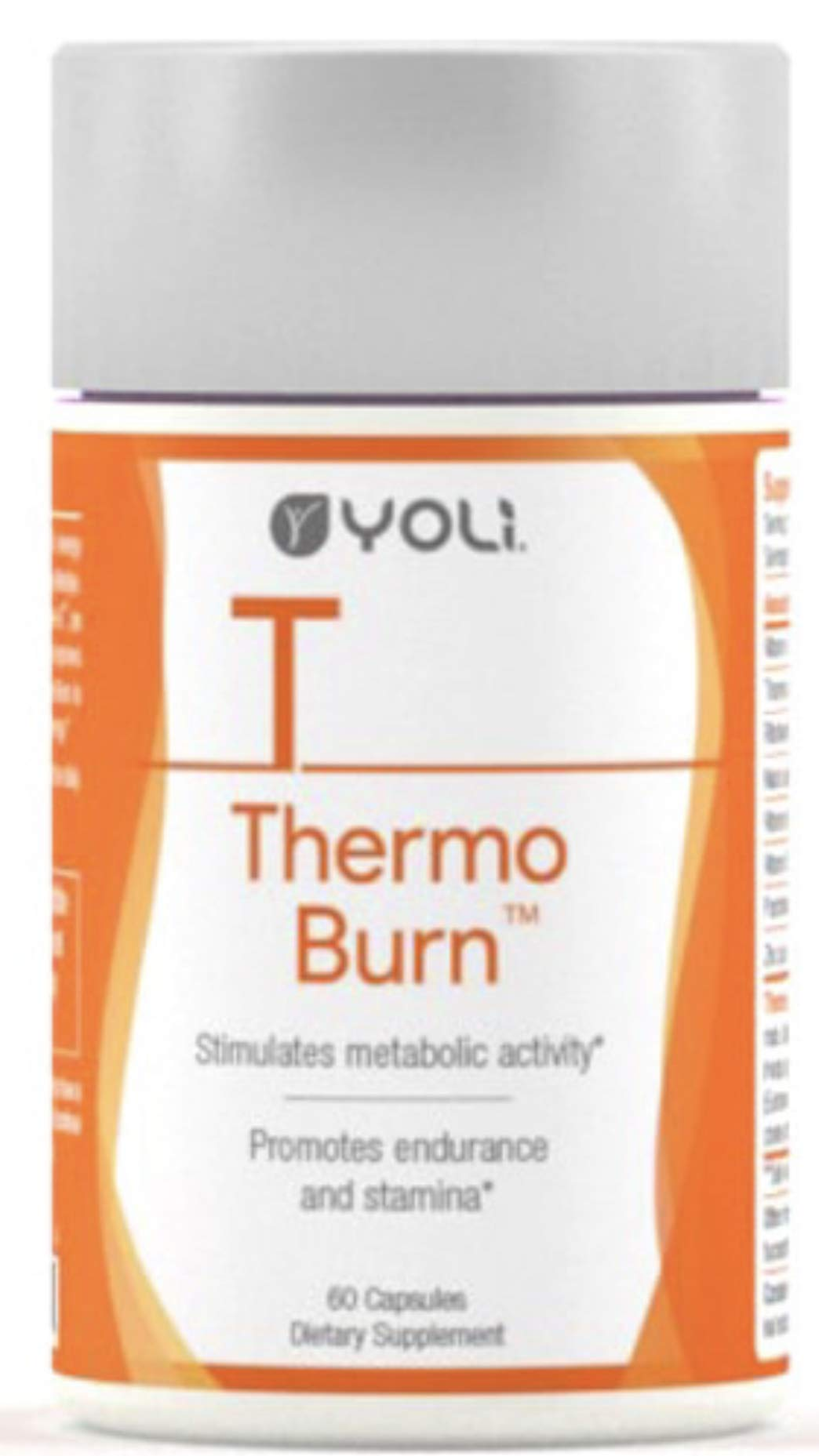 Yoli THERMO BURN Energy Capsules