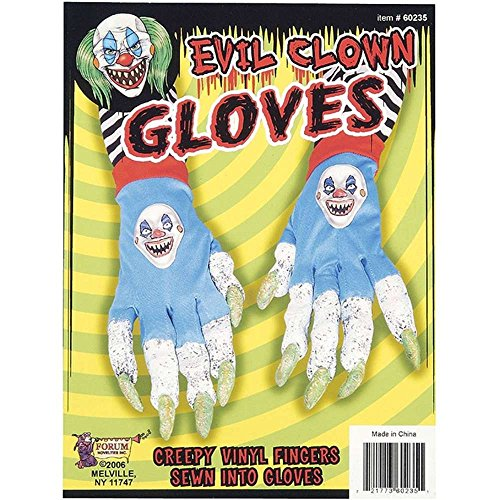 Evil Clown Gloves (並行輸入品)