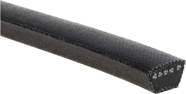 1//2 Width 5//16 Height Gates 2370 Truflex V-Belt 4L Section 37.0 Belt Outside Circumference