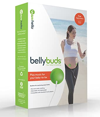 Belly Buds Pregnancy Baby Headphones