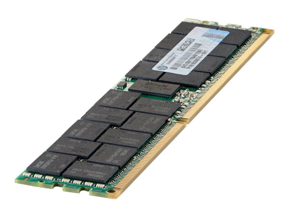 HPE RAM Memory 1 x 64GB DDR4 SDRAM 64 DDR3 2400 726724-B21 ...
