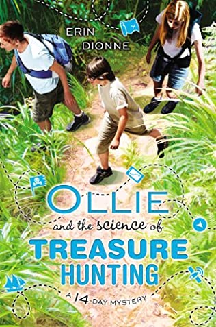 book cover of Ollie and the Science of Treasure Hunting