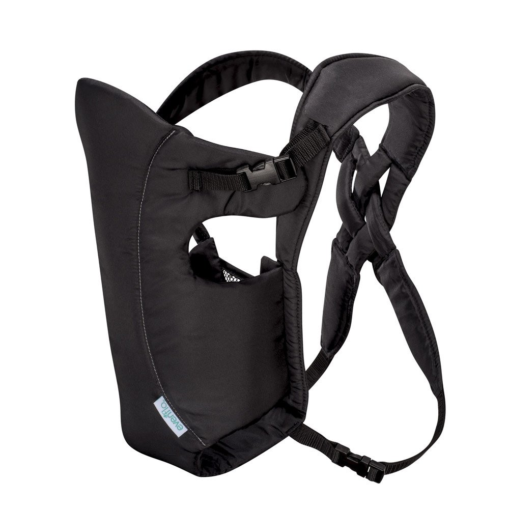 Evenflo Infant Soft Carrier, Creamcicle 08411437