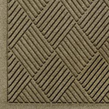 Andersen 221 Camel Polypropylene Waterhog Fashion Diamond Entrance Mat, 3-Feet Length X 2-Feet Width, for Indoor/Outdoor