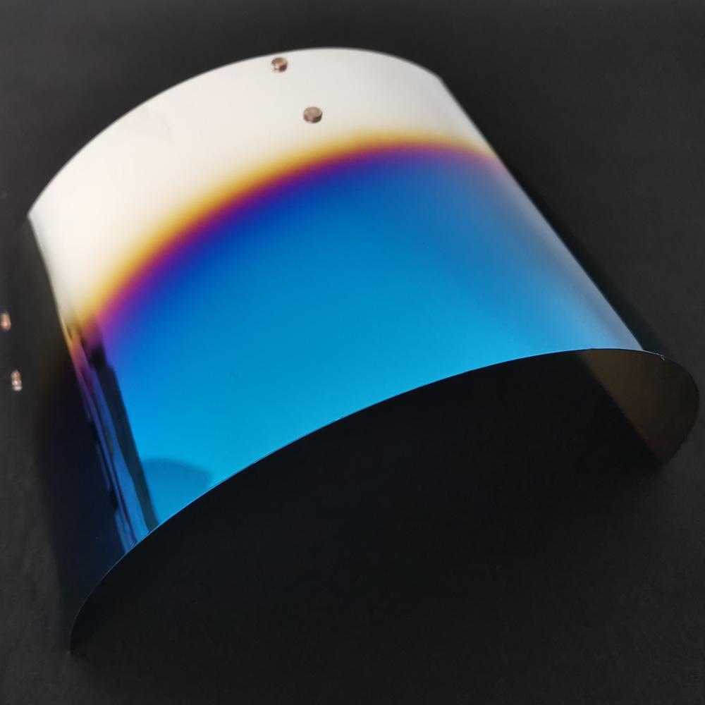 Injen Technology HS3500BLK Black Air Filter Heat Shield