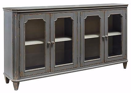 Amazon Com Ashley Furniture Signature Design Mirimyn 4 Door