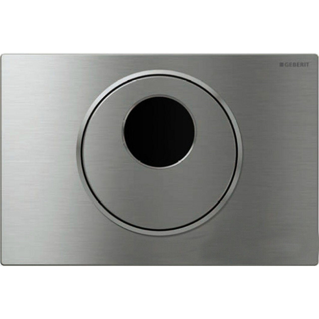 Geberit 115.890.SN.5 Sigma10 AC Hands Free Flush Plate, Stainless Steel by Geberit (Image #1)