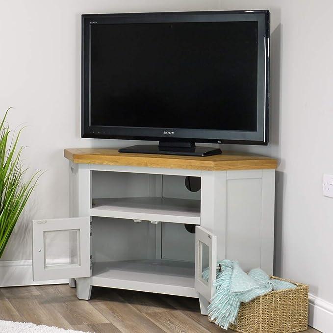 Sydney - Mueble esquinero para televisor de 38 Pulgadas (90 cm ...