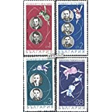Bulgaria 1969-1972 (Complete.Issue.) 1969 Group Flight of ,,Soyuz- 6, 7, 8 (Stamps for Collectors) Space
