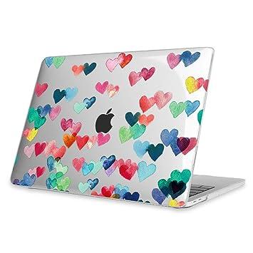 Fintie Funda para MacBook Pro 13 2018/2017 / 2016 - Súper Delgada Carcasa Protectora
