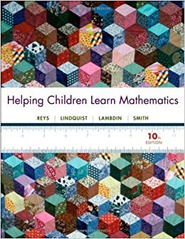 Book Helping Children Learn Mathematics by Reys, Robert E. Published by Wiley 10th (tenth) edition (2012)