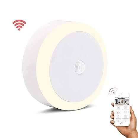 WiFi Motion Sensor/PIR Sensor Closet Light, AIOTSUN Smart