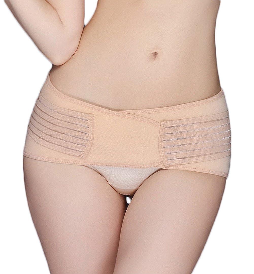 Postpartum Hip Recovery Belt Waist Trimmer Body Shaper Sacroiliac Pelvic Bone Support