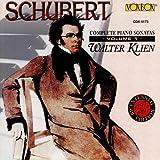 Schubert: Piano Sonatas Vol.1