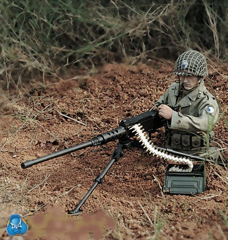 Did 1/6 Scale - 1/6 Scale Did WW2 US 29th Infantry Division