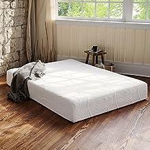 Zinus Night Therapy Memory Foam 8 Inch Therapeutic Comfort Mattress, Full