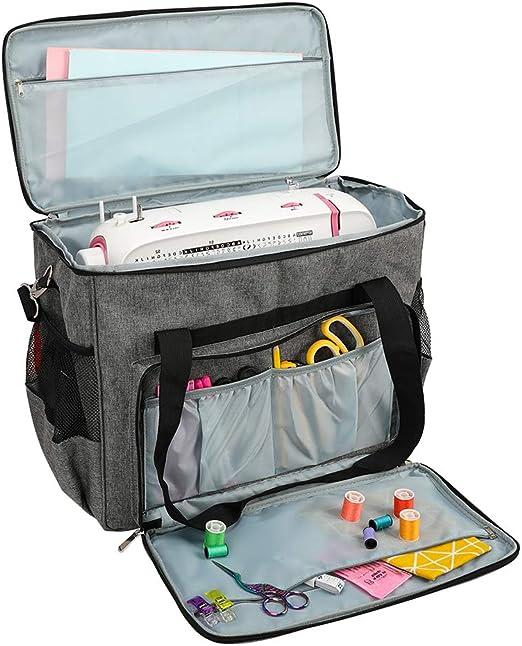 Sunsbell Bolsa de máquina de coser, bolsas portátiles impermeables ...
