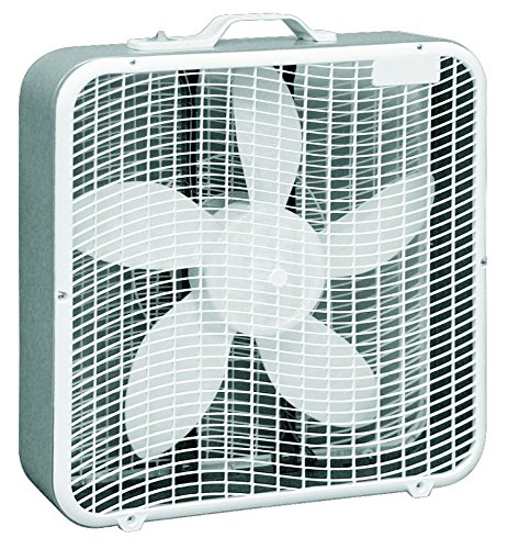 (Comfort Zone CZ200A 20 Inch Box Fan)