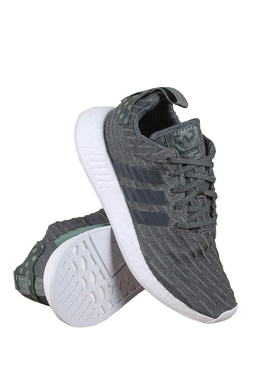 Adidas BA7261 damen NMD_R2 W Weiß Grün