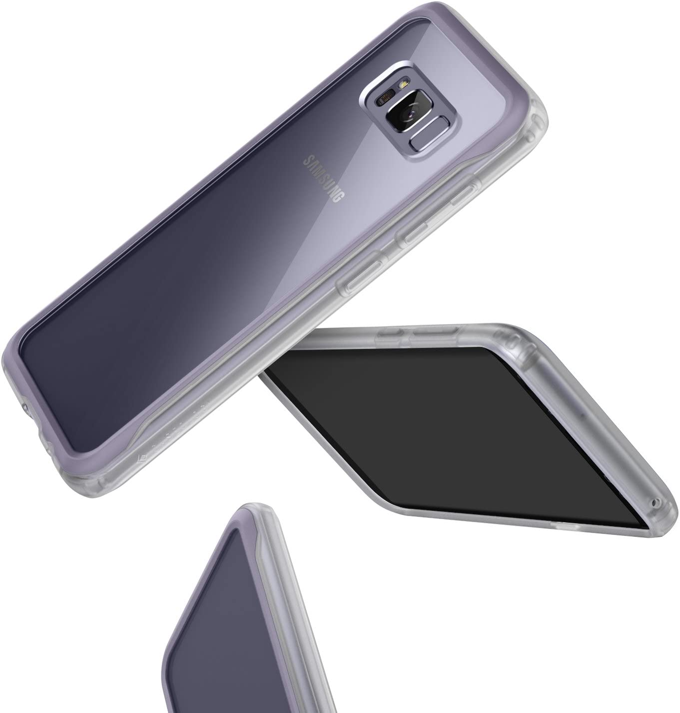 Orchid Gray Caseology Coastline for Samsung Galaxy S8 Case 2017