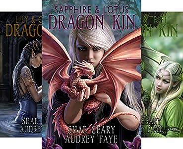 Amazon com: Dragon Kin: Sapphire & Lotus (book 1) eBook